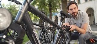 Fahrraddieben per GPS auf der Spur || PULS
