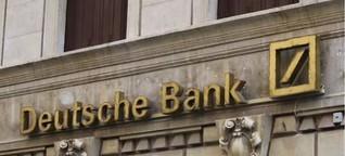 Deutsche Bank: Neuer Anstrich - von innen