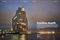 Elbphilharmonie: Grandiose Akustik