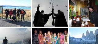 Vier Ziele fürs Auslandssemester, von denen du garantiert noch nie gehört hast