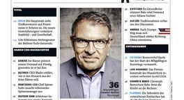 Carsten Spohr, CEO Lufthansa | Manager Magazin