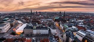 Dänemark - Schön sparsam
