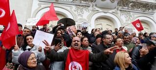 Tunesien: Halbherzig gegen radikale Rückkehrer