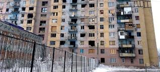 Stadtleben an der ukrainischen Frontlinie: Donezk - so nah und doch so fern