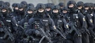 BFE+ - Wettrüsten gegen den Terror?