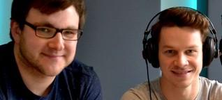 couchFM | Interview mit Patrick Hausding | Gästezimmer | 12.01.2017