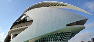 Architekt Calatrava in der Kritik - Es bröckelt