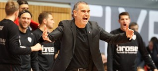 """Bauermann, der Basketball-Verrückte: """"Wir haben eine hoch veranlagte Generation"""""""