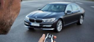 Die teuersten Autoschlüssel der Welt: Schlüsselmomente