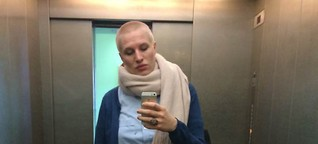 Ich hab' mir eine Glatze rasiert und einen Artikel darüber geschrieben - das waren die Reaktionen | LIBERTINE Magazin