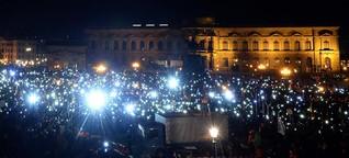 Pegida in Dresden: Immer wieder montags