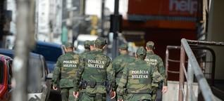 Polizeistreik in Brasilien teilweise beigelegt
