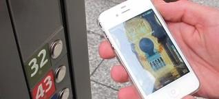 Stromlos durch Paris? Bushaltestellen laden Handys auf