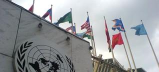 Vereinte Nationen: Sonderberichterstatter kritisiert neues BND-Gesetzespaket