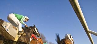 Galoppsport in der Krise: Hopp, die Wette gilt - SPIEGEL ONLINE - Sport