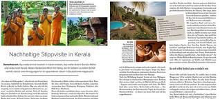 Ayurveda: Nachhaltige Stippvisite in Kerala