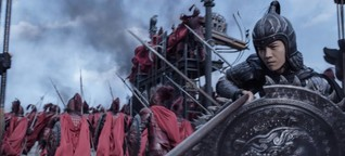 """The Great Wall"": Speer voran ins neue Kinozeitalter"