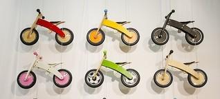 Zum Tag des Erfinders : Wie das Rad laufen lernte