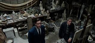 Giacometti-Beuys