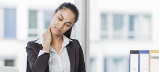 Gesunder Rücken: Gegen Nackenschmerzen hilft Bewegung - SPIEGEL ONLINE - Gesundheit