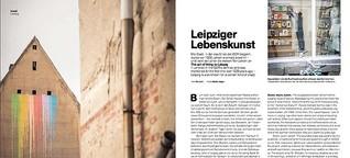 Leipzig: Stadt und Wahn