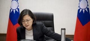 Taiwan hofft auf Trump-Effekt