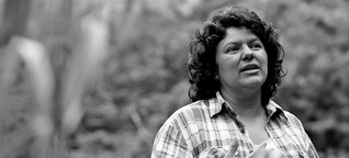 A un año de la muerte de Berta Cáceres, continúan críticas contra empresas alemanas