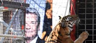 Zentrum für Politische Schönheit: Schlimmer als Tiere