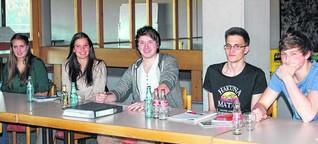 St. Georgen: Jugendliche für die Wahl begeistern | SÜDKURIER Online
