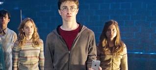 So würde es aussehen, wenn Harry, Ron und Hermine einen WhatsApp-Chat hätten