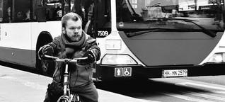 Warum Michel in Hamburg aus dem Bus geworfen wurde