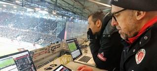 Fußball setzt auf Videoanalysten: Das dritte und vierte Auge des Trainers