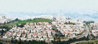 Erste neue Siedlung seit 1992