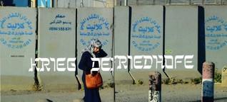 Israel: Krieg der Friedhöfe