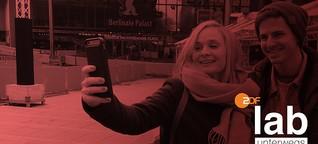 """""""ZDFlab unterwegs"""" ein Social-Magazin"""