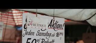 #180sec München: Sharing-Economy-Gedanken auf dem Viktualienmarkt