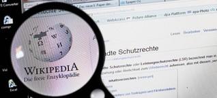 FAZ.NET-Faktencheck: Braucht Wikipedia unser Geld?