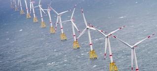 Offshore-Energie: Wenn Windräder schwimmen lernen