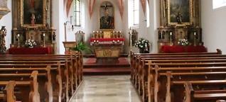 Aus Liebe zur St. Agatha Kirche