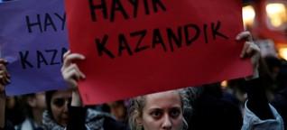 Türkei: Mit neuem Mut nach der Niederlage