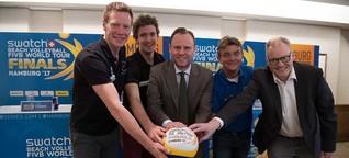 World-Tour-Finale findet in Hamburg statt