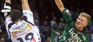 Weber setzt den Siegtreffer: Wetzlar mit energischer Schlussphase zu zwei Punkten gegen Leipzig