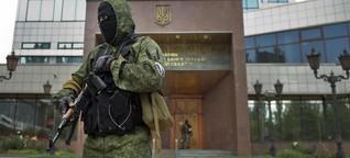 Ukraine: Zeit für Stufe drei der Sanktionen gegen Russland