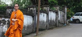 Ich traf einen 18-jährigen buddhistischen Mönch und es war anders, als ich dachte