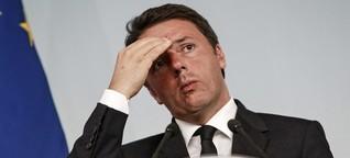 Wieso Renzi mit seiner Verfassungsreform gescheitert ist