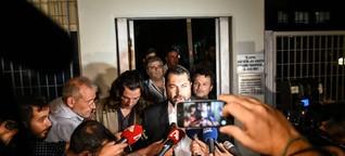 Griechenland - Sende-Lizenzen neu verteilt