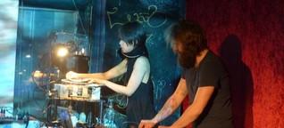 """Electric Nights"" in Athen - Elektronische Experimente gegen den Krisen-Blues"