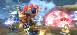 Mario Kart 8 Deluxe im Test: Der Klempner rast auf die Switch