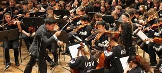 Warum ein Kinderorchester wichtig für die Integration ist. | dasbiber