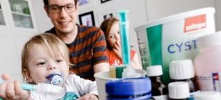 Erbkrankheit: Was Kindern mit Mukoviszidose hilft